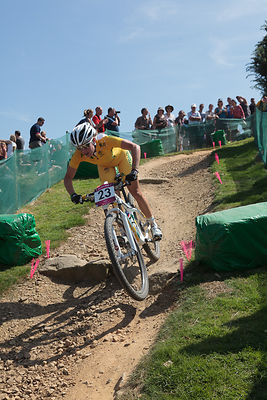 Womens Mountainbike Finals