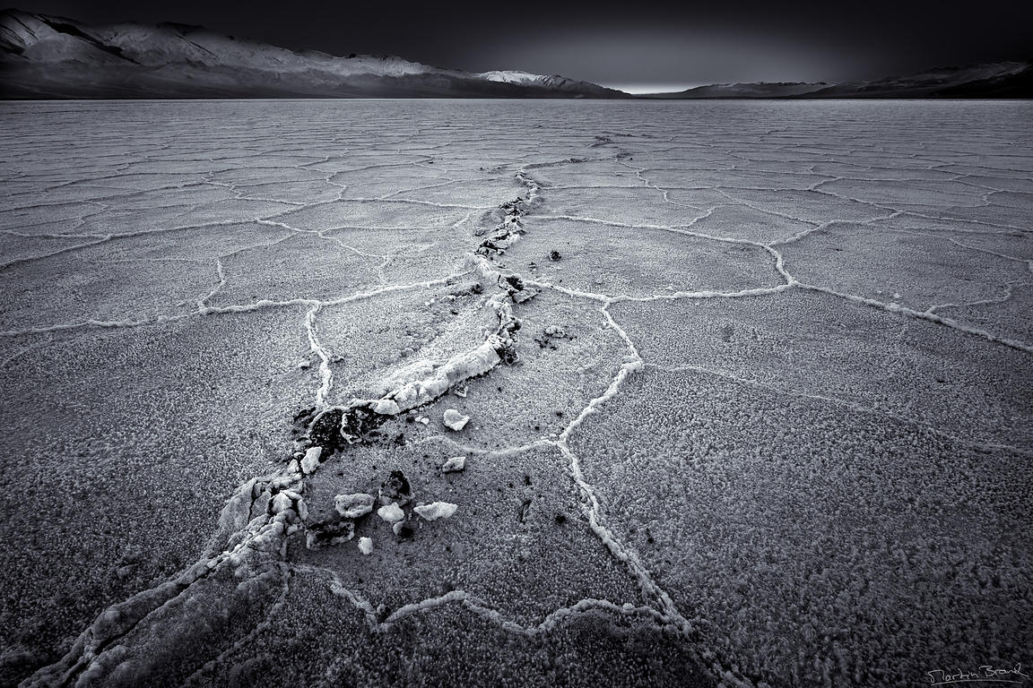 BadWater Bassin, Death Valley