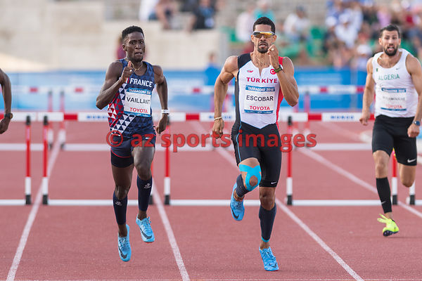 Men's 400m Hurdles Final