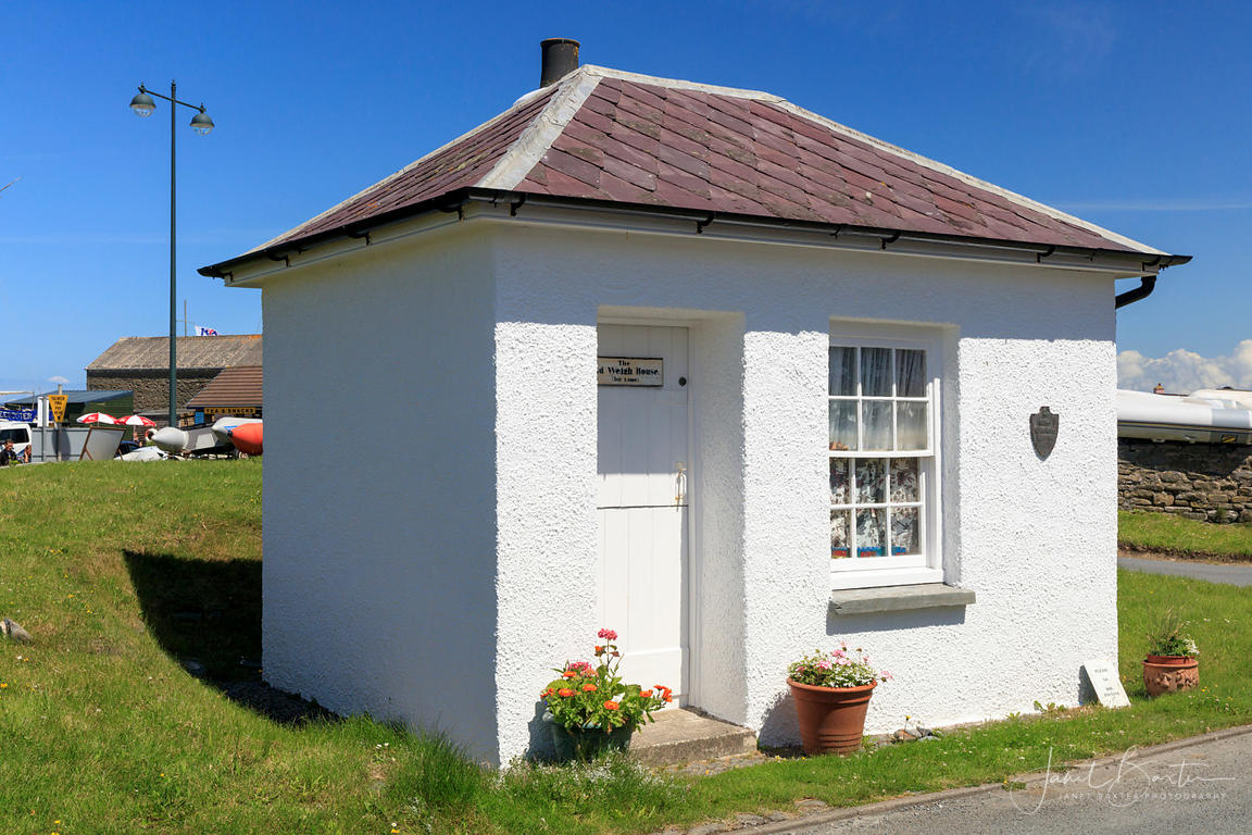 The Old Weigh House, Aberaeron