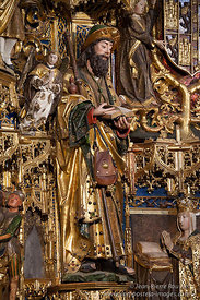 Burgos: Saint James the Pilgrim