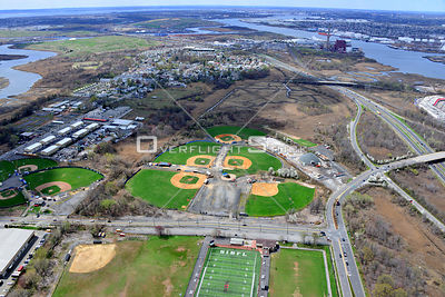 Staten Island New York Baseball Field
