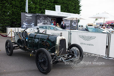 Aston Martin Centenary at the Silverstone Classic 2013