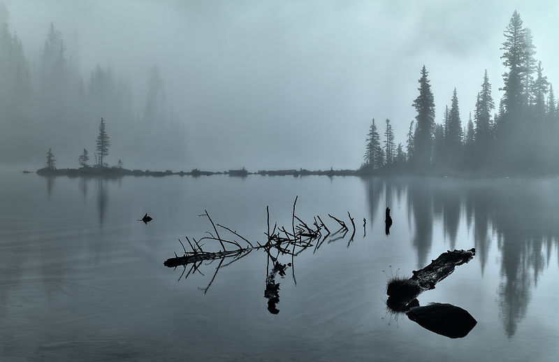 Breaking Point, Lake O'Hara