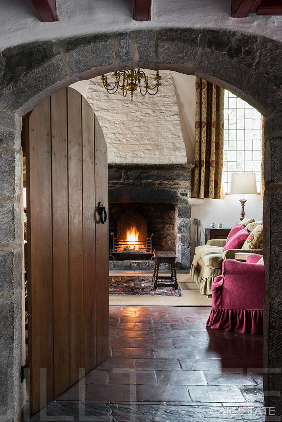 Monkton Old Hall, Pembrokeshire | Client: The Landmark Trust