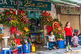 Hanoi Flower Shop