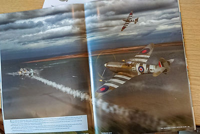 RAF Memorial Flight club yearbook 2019