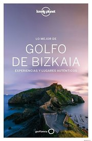 Cover Golfo de Bizkaia Lonely Planet 2018