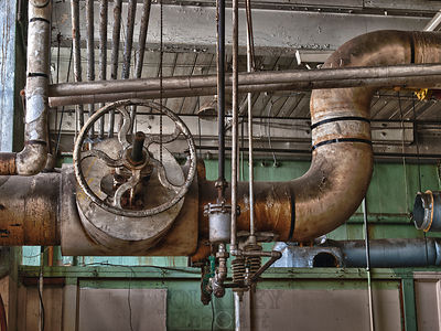 Old Mill Pipes