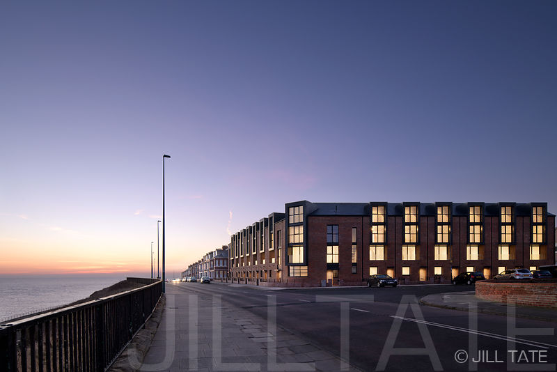 Highpoint View, Whitley Bay | Client: Miller Partnership Architects