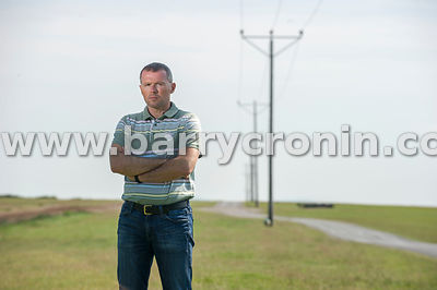13th August, 2015.Mark Weld photographed on The Curragh, Co.Kildare. Pictured is ...Photo:Barry Cronin/www.barrycronin.com 08...