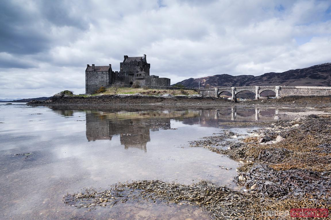 Eilean Donan Castle, Scottish highlands, UK