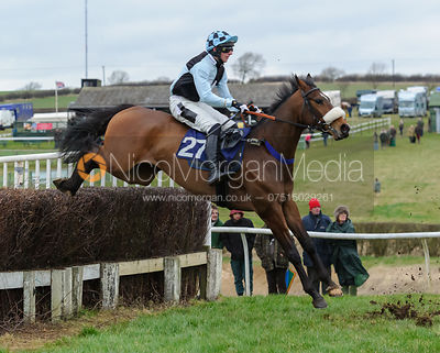 S. Drinkwater and RICHARD RABBIT - Cottesmore at Garthorpe
