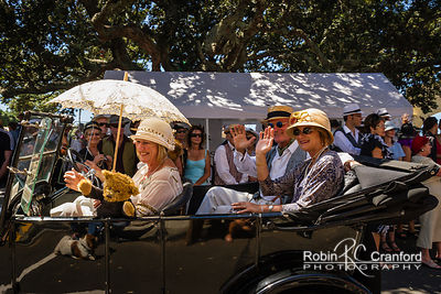 Art Deco Saturday 2012 - Vintage Car Parade.  26MDLTPlate =