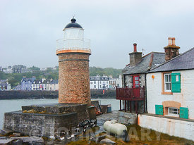 Portpatrick Lighthouse.