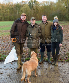 Family groups - Barnwell Shoot