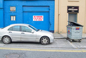 No Parking...EVER!!- Dublin, Ireland