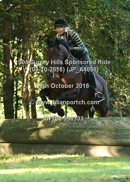 Surrey \hills Sponsored Ride 2016