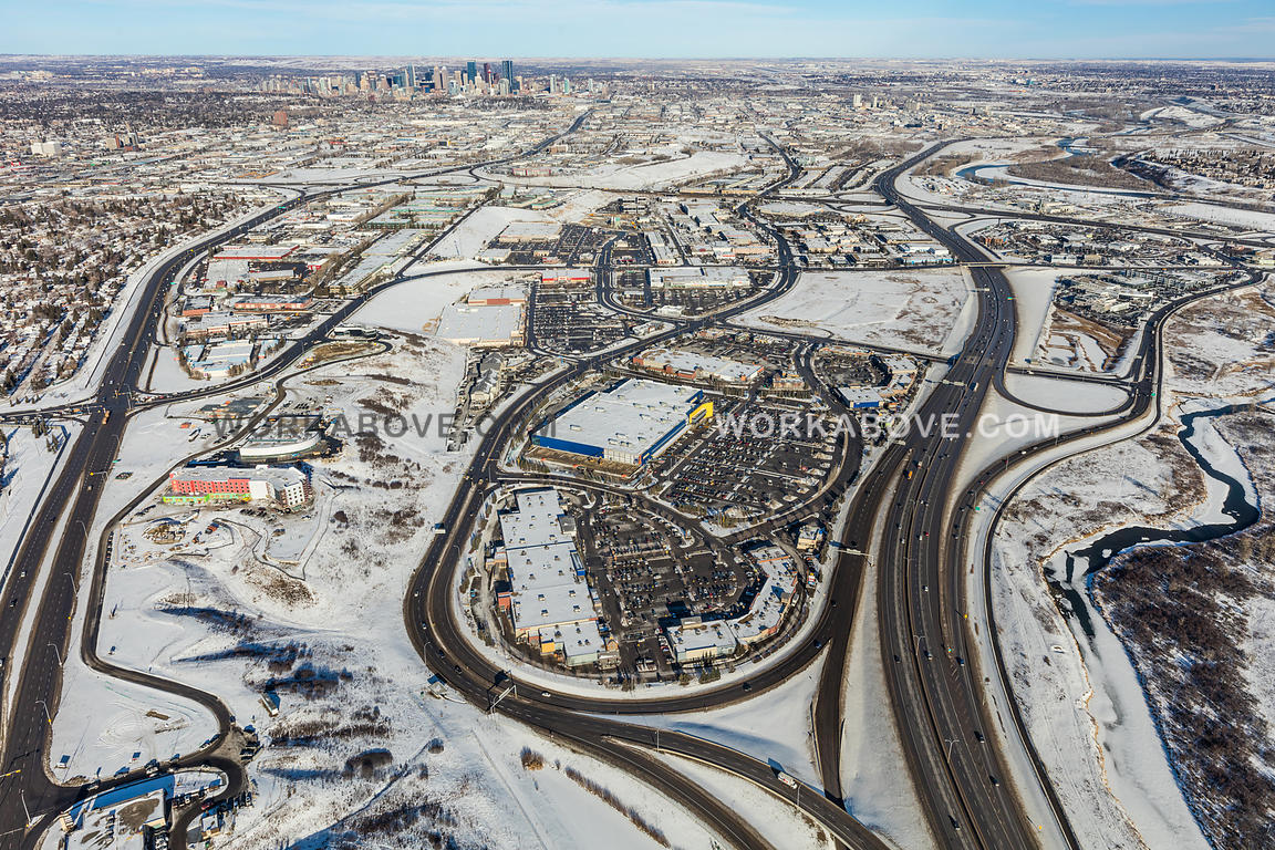 Deerfoot Meadows and IKEA Calgary, AB