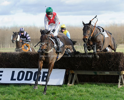 The Midlands Area Club Point-to-point at Thorpe Lodge 14/2