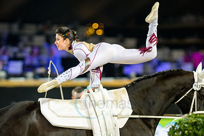 Vaulting Worldcup