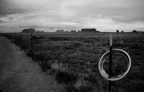 Monument Valley Navajo Tribal Park, Utah