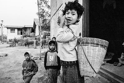 Children of Myanmar