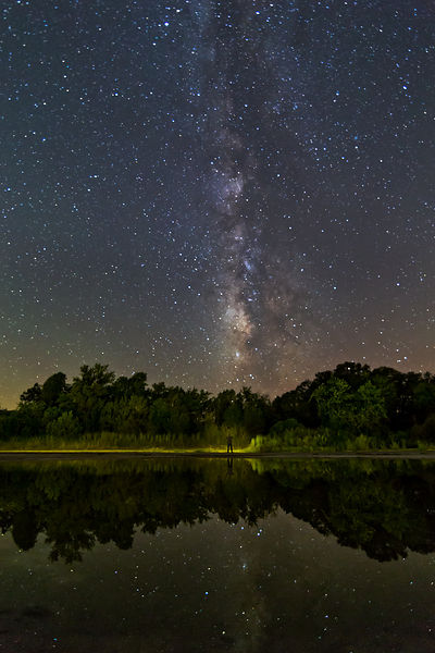 Paluxy River Milky Way