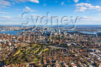 Cammeray to Sydney