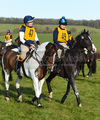 Hannah Denny - The Melton Hunt Club Ride