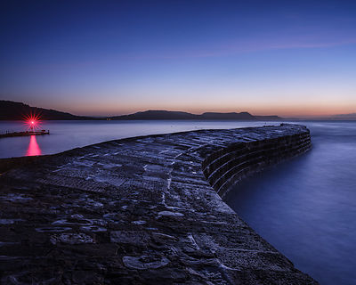 Nautical_twilight_-_Lyme_Regis