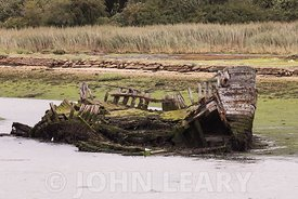 River Hamble Wreck