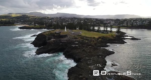 Kiama Blowhole Lighthouse Kiama NSW New South Wales