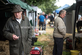 19th August, 2015.The 74th Virginia Agricultural Show, Virginia, County Cavan. Pictured is Terry Dunne from Bailieborough, Co...