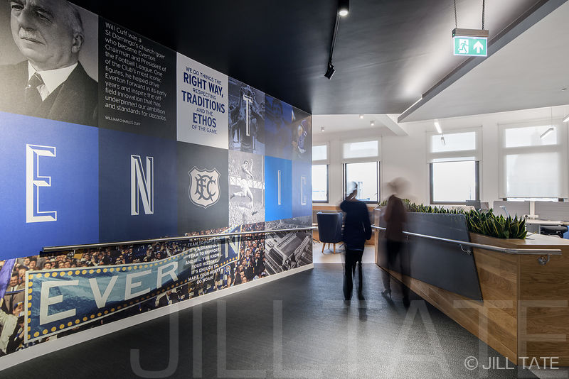Everton FC, The Royal Liver Building | Clients: 2M2 Studio & CBRE