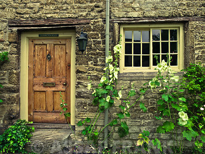 Old Cottage, Cotswold, England