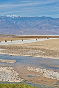 Salt Flats 2- Bad Water Basin, Death