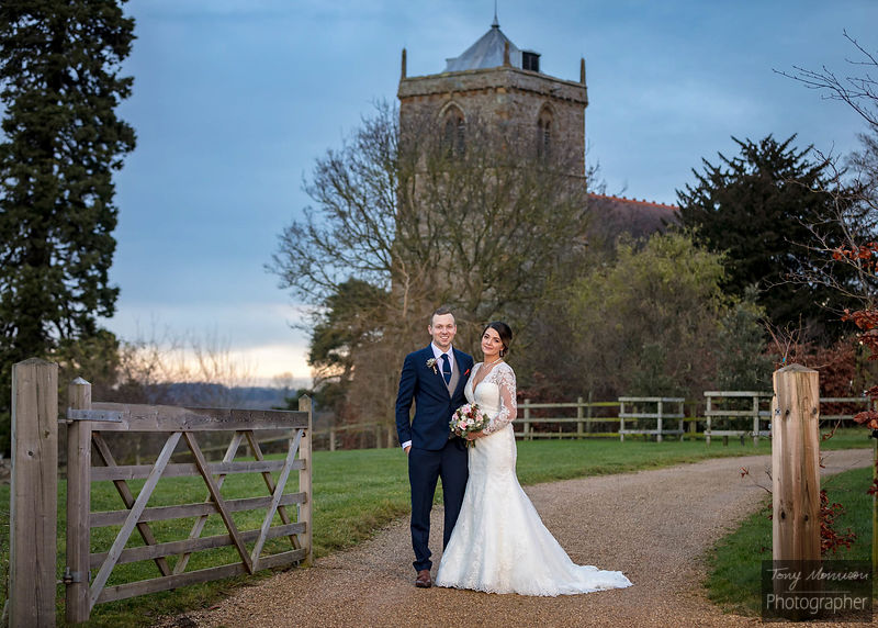 1st look preview of Danielle & James's #BigDay #Christmas #Wedding at @DodfordManor #Weddingphotography  #weddingphoto #lovea...