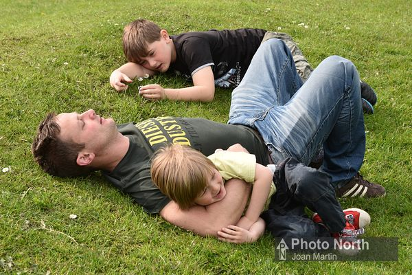 FAMILY 01A - Father and sons