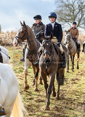 Boogie Machin at Croxton Park. The Belvoir Hunt at Eaton Grange 7/2