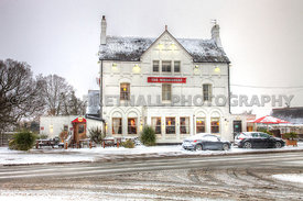 The Wheatsheaf Pub in Snow, Upton-by-Chester