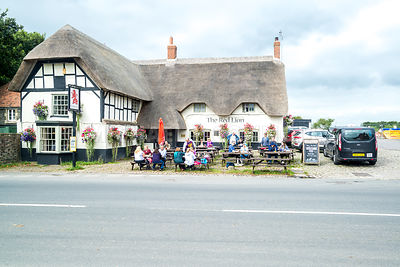 The Red Lion Pub- Avebury, England