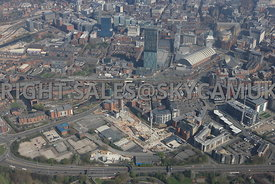 Great Jackson Street and the Manchester Central Convention Complex Manchester Southern Gateway development area