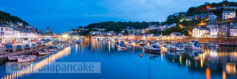 Looe, Cornwall - BP6412