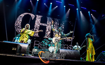 Chic feat Nile Rodgers, Bluesfest 2017 O2 Arena, London 27.10.17