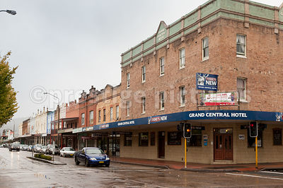 Hotel in Lithgow Australia