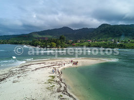 N°2 beach, Freetown, Sierra Leone