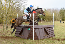 Helen Bates and GELUK G. Oasby (1) Horse Trials 2019