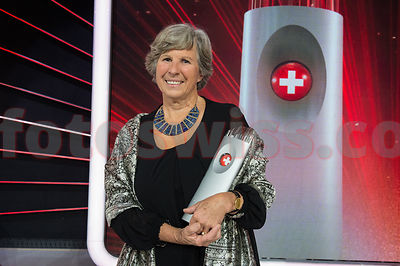 Media Pool - Swissaward 2015 - Dr. Katrin Hagen Winner Swissaward