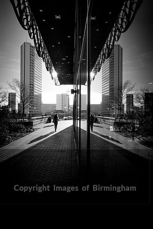 The New Library of Birmingham, Centenary Square, Birmingham